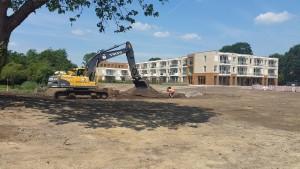 Odijk-Zwanenburg v.o.f. | Projecten | Zorgcentrum De Klaarbeek te Epe