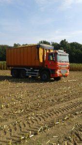 Odijk-Zwanenburg v.o.f. | Projecten | Mais rijden