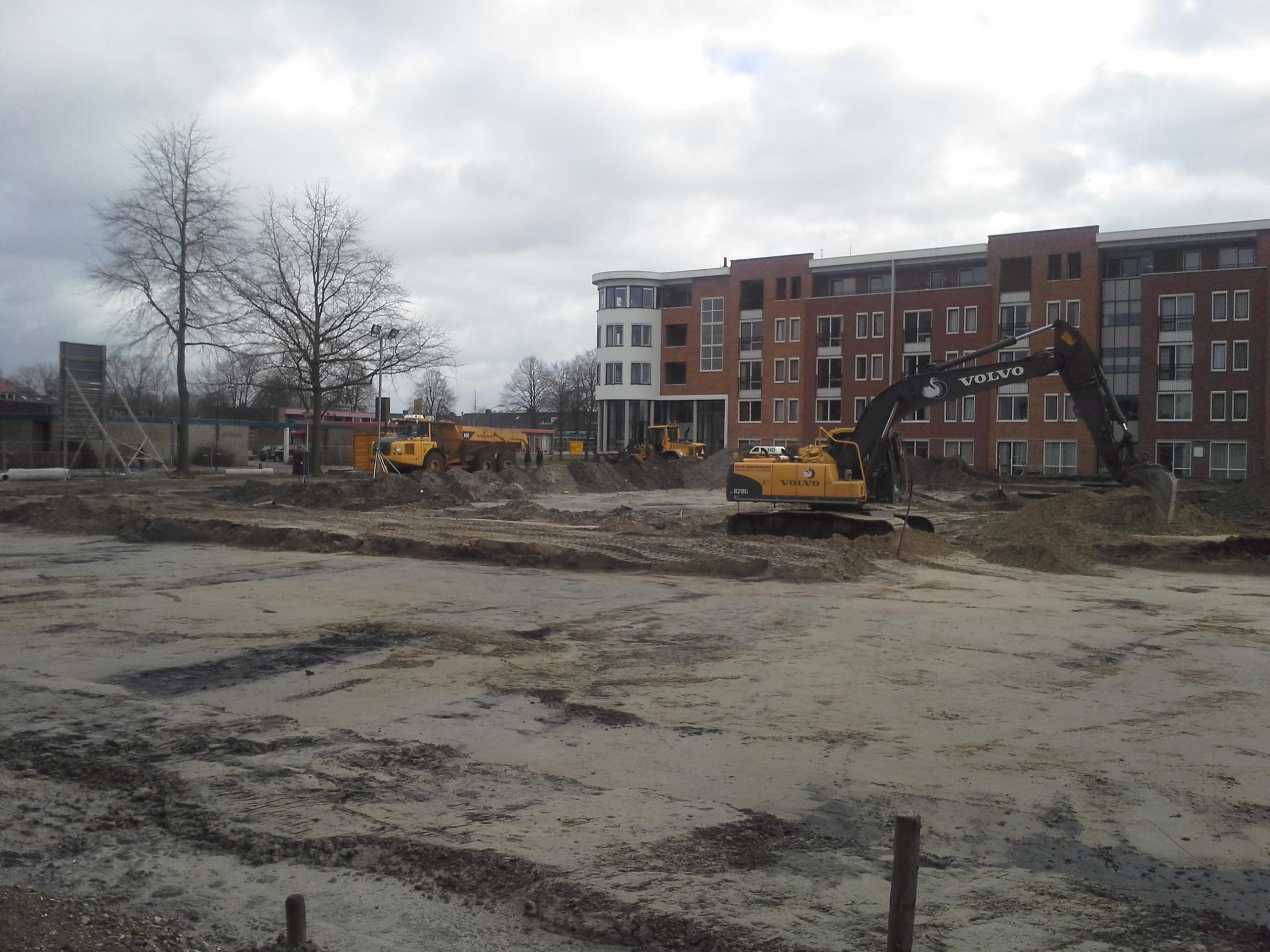 Ongekend MFC De Biezenkamp te Leusden | Odijk-Zwanenburg SP-84